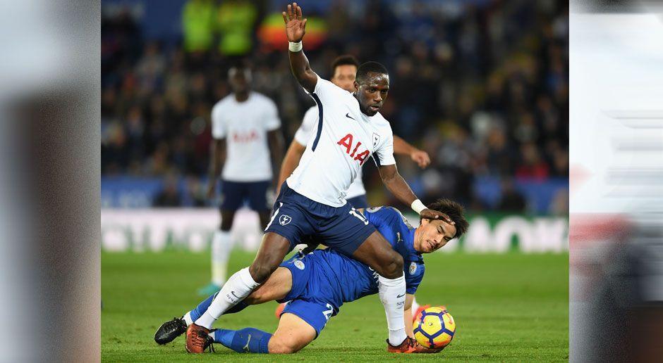 3. Moussa Sissoko (Tottenham Hotspur) - Bildquelle: Getty Images