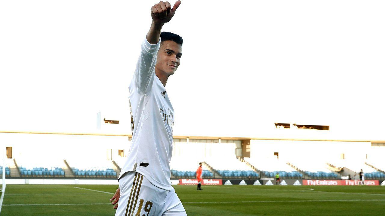 Reinier (Real Madrid) - Bildquelle: imago images/Marca