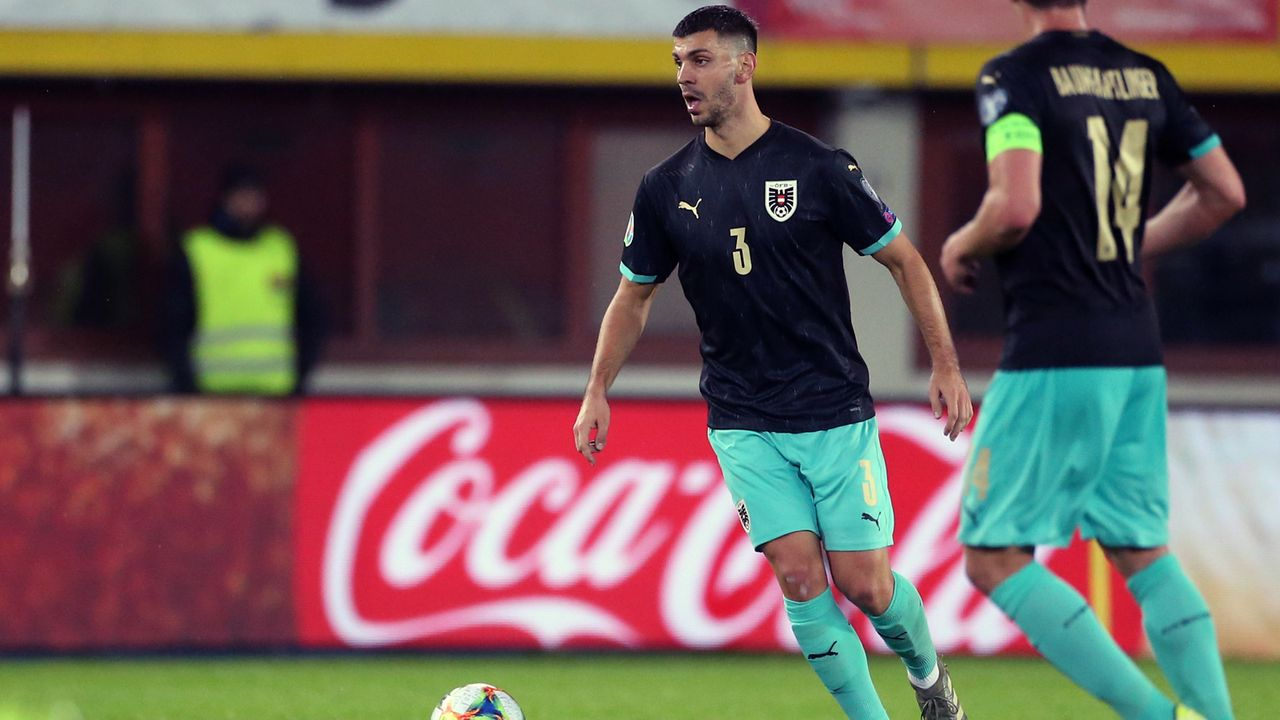 Aleksandar Dragovic (Bayer Leverkusen) - Bildquelle: imago images/GEPA pictures
