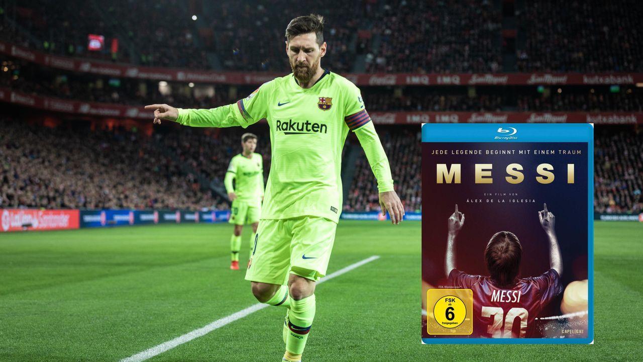 Lionel Messi - Bildquelle: Imago/Amazon