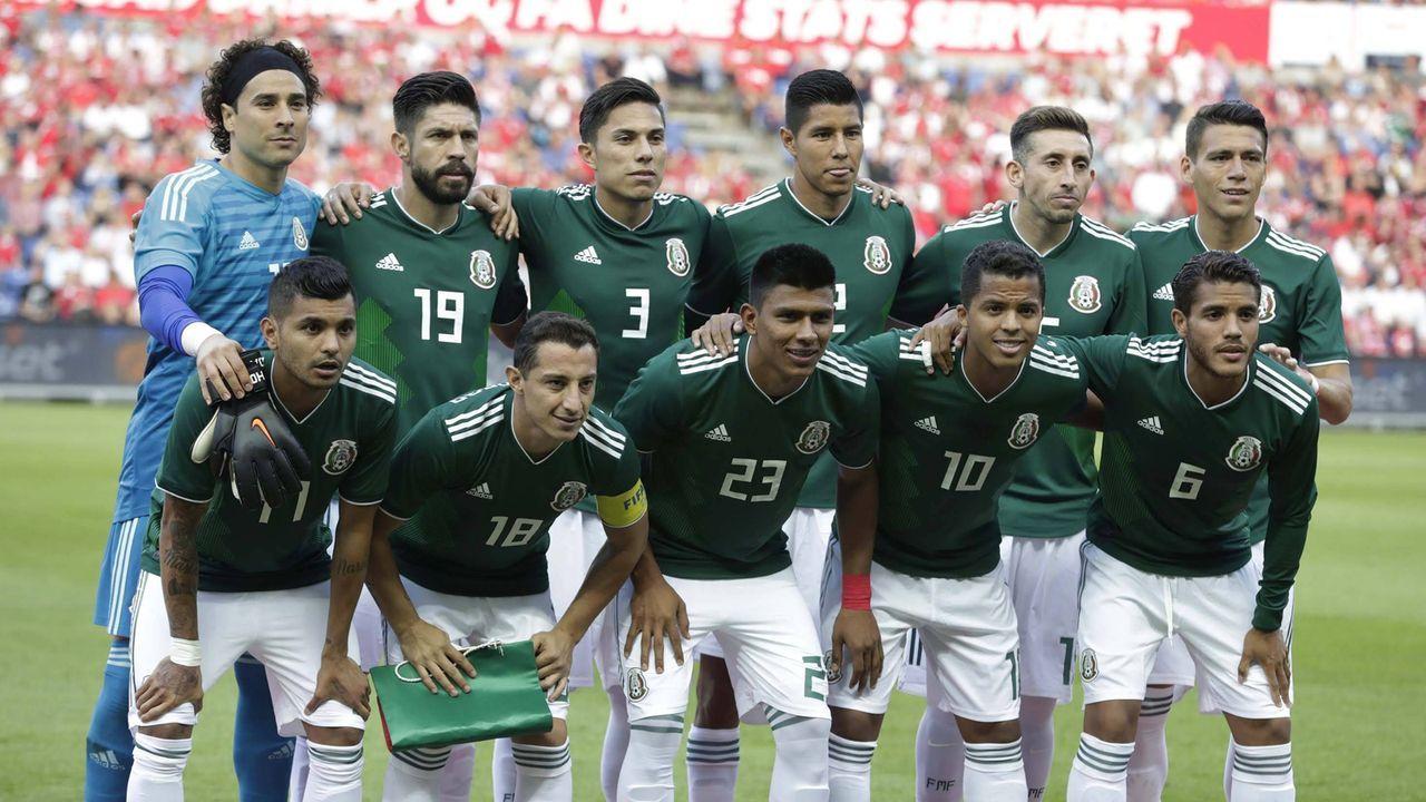 Mexiko: 28,87 Jahre - Bildquelle: Imago