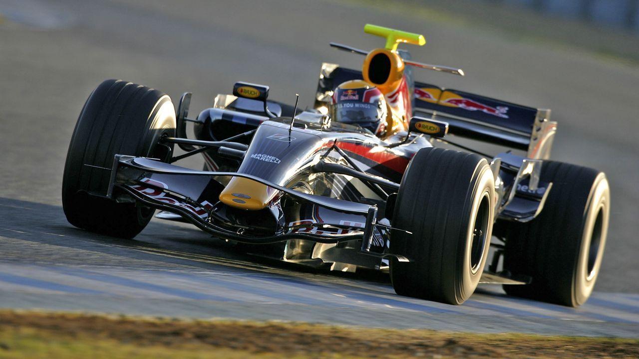 Red Bull RB3 (2007) - Bildquelle: imago images/Motorsport Images