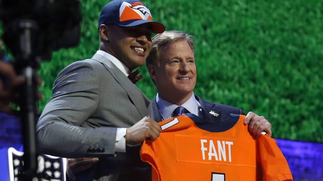 Noah Fant (Tight End, Denver Broncos) - Bildquelle: imago