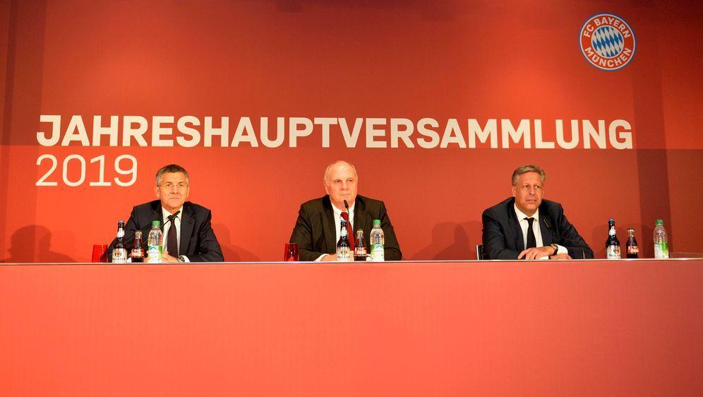 Die Jahreshauptversammlung soll 2021 stattfinden - Bildquelle: Imago