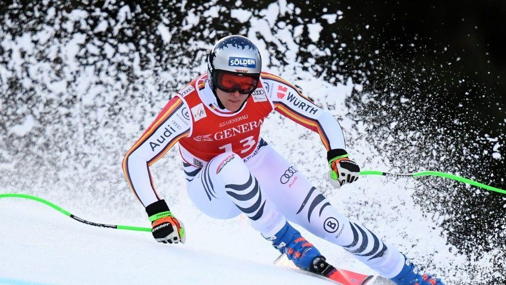 Thomas Dreßen steht wieder auf Alpin-Skiern - Bildquelle: AFPSIDCHRISTOF STACHE