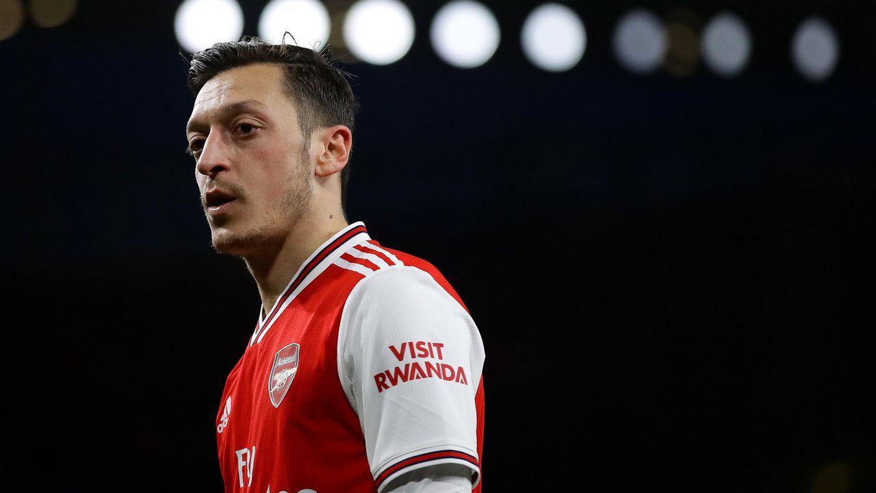 Mesut Özil (FC Arsenal) - Bildquelle: 2020 Getty Images