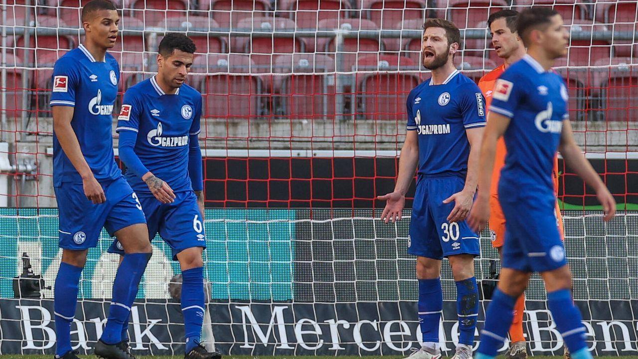 Fragen und Antworten zum Schalke-Beben - Bildquelle: imago images/RHR-Foto