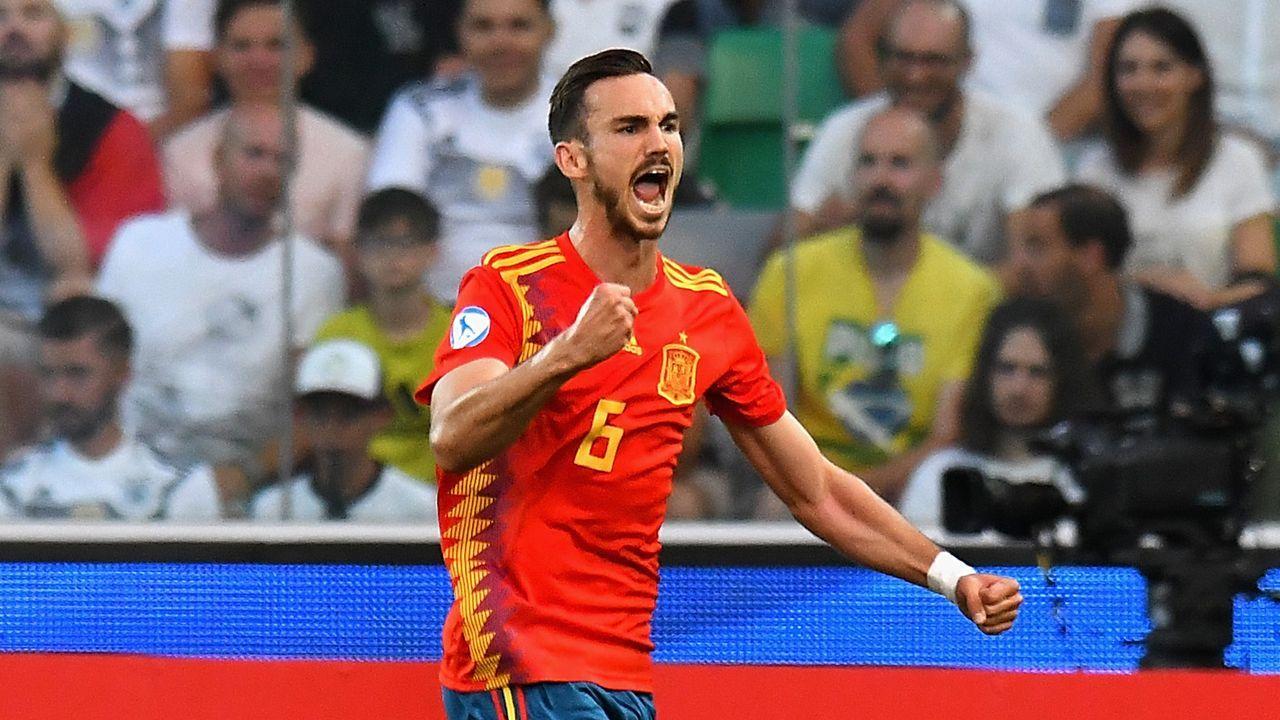 Fabian Ruiz (Spanien) - Bildquelle: 2019 Getty Images
