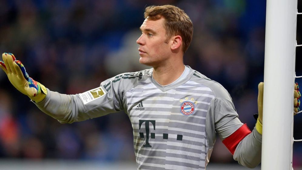 Könnte sein Comeback gegen Augsburg feiern: Manuel Neuer - Bildquelle: PIXATHLONPIXATHLONSID