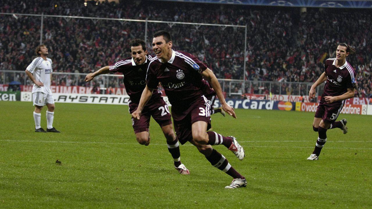 FC Bayern München - Real Madrid (Saison 2006/07) - Bildquelle: imago/Laci Perenyi