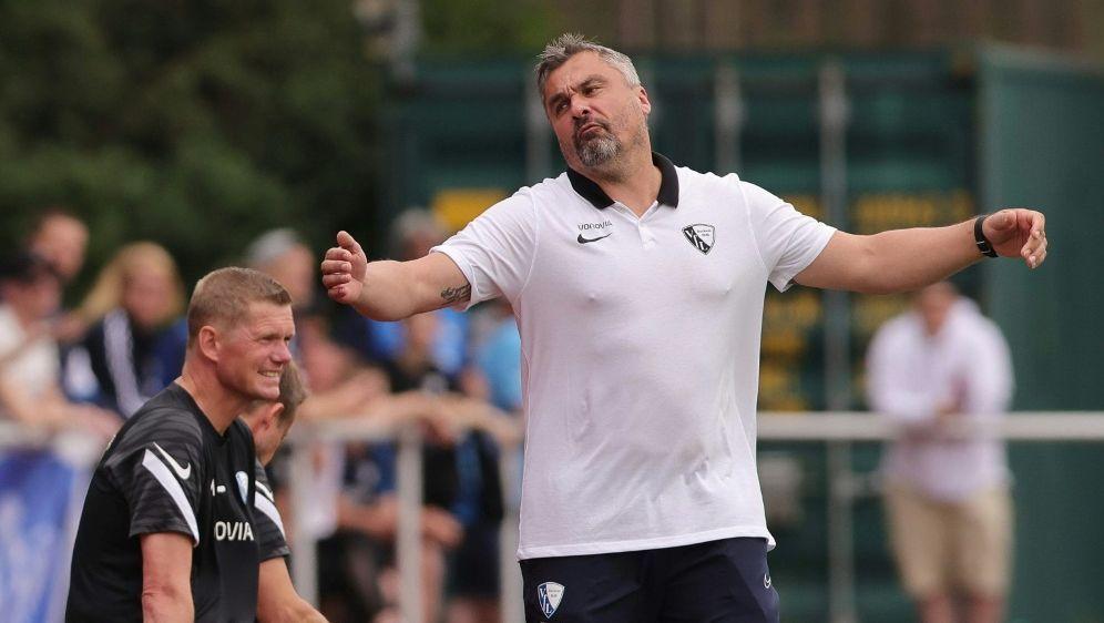 Testspiel für Bochum und Trainer Thomas Reis entfällt - Bildquelle: FIROFIROSID