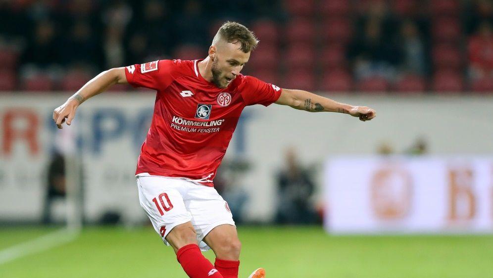 Alexandru Maxim war zuletzt an Gaziantep FK ausgeliehen - Bildquelle: FIROFIROSID