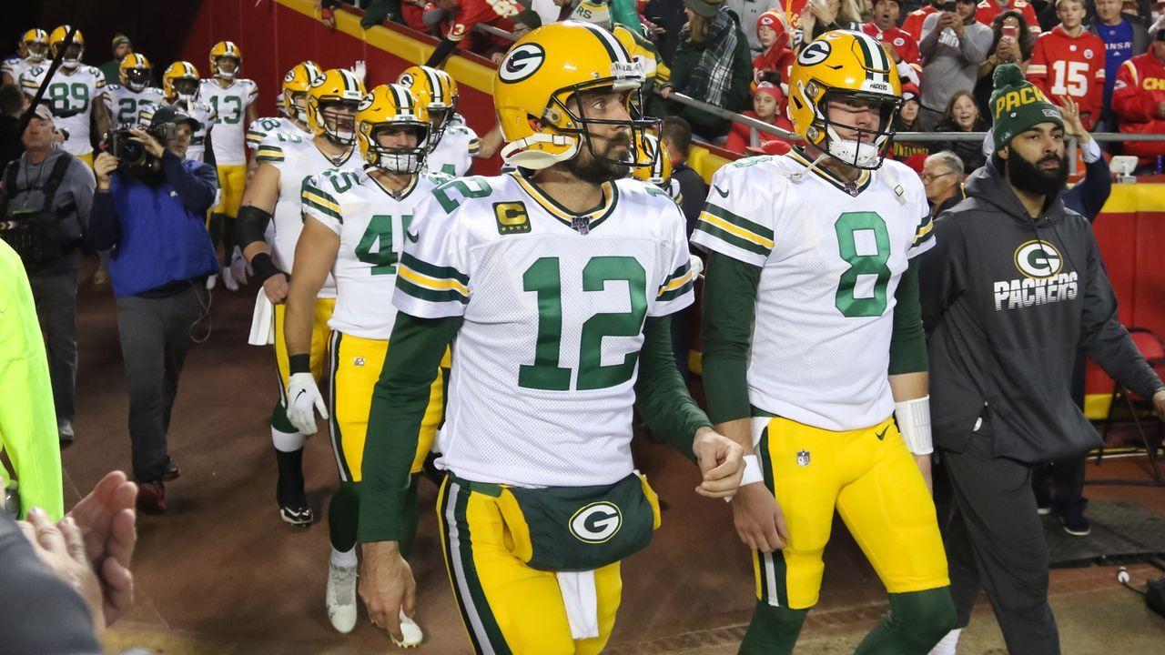 Green Bay Packers – die Ausgangssituation - Bildquelle: imago images/Icon SMI