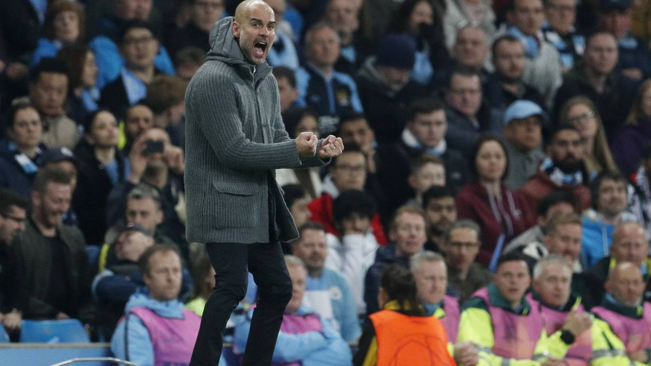 Manchester City - Tottenham Hotspur 1:0 - Bildquelle: imago images / Sportimage