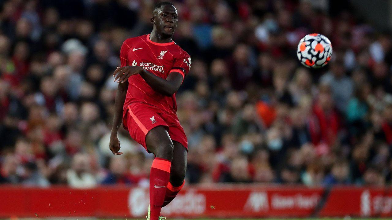 Platz 3: Ibrahima Konate (FC Liverpool) - Bildquelle: imago images/Shutterstock