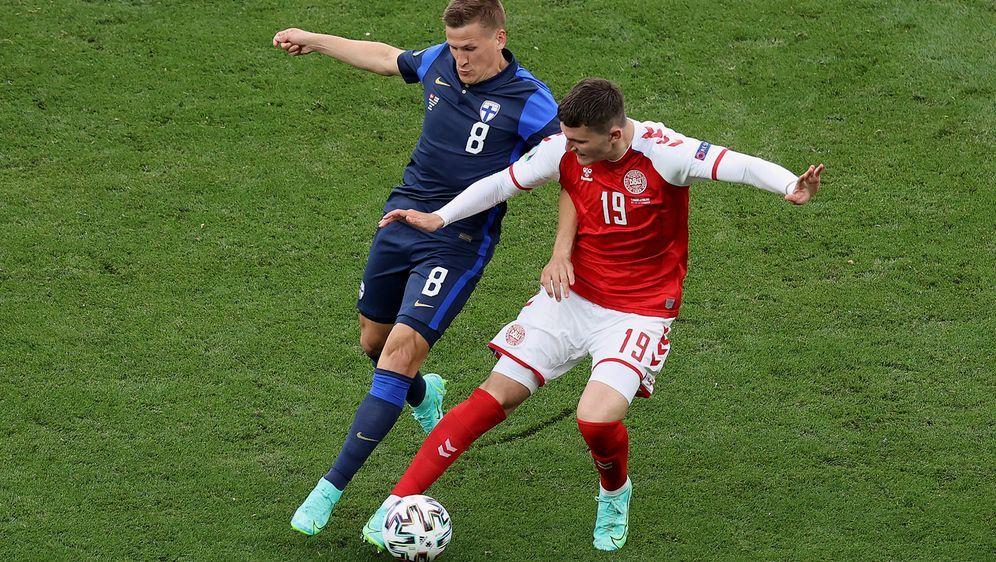 Dänemark unterliegt Finnland mit 0:1 - Bildquelle: getty