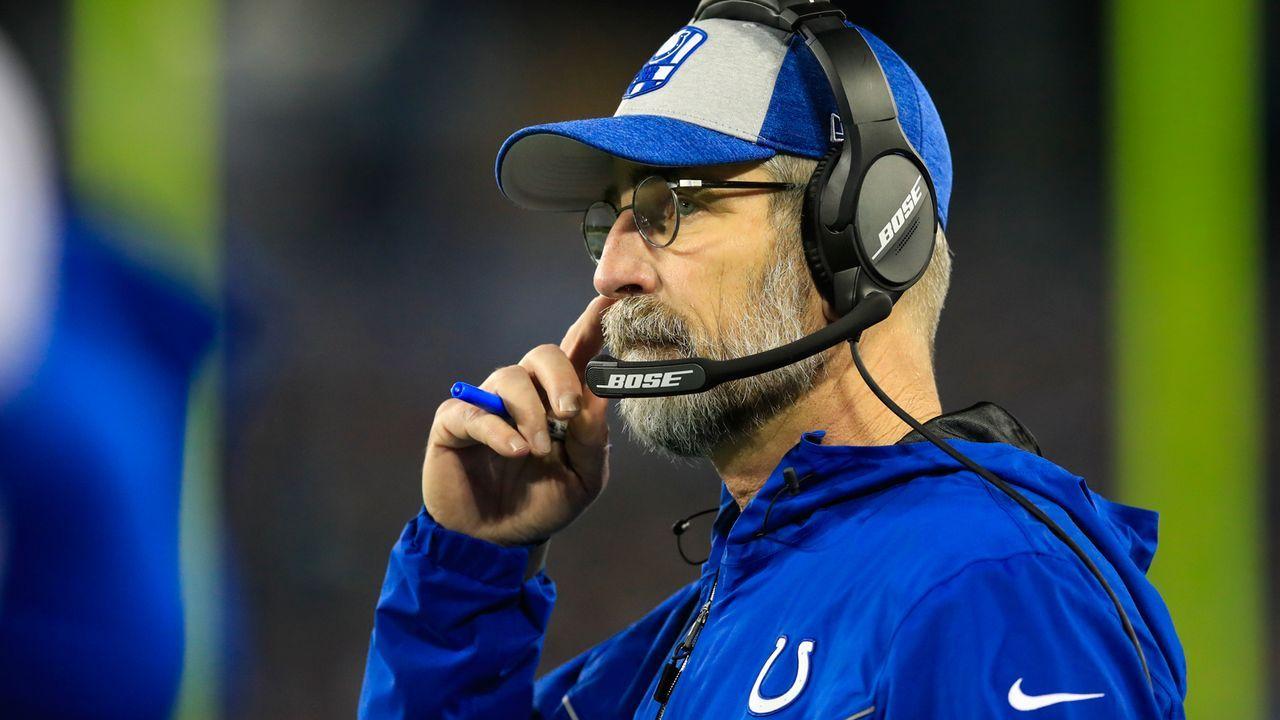 Verlierer: Offensive Playcalling der Colts - Bildquelle: 2018 Getty Images