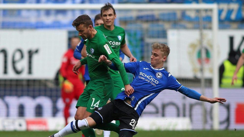 Bielefeld gewinnt Westfalen-Derby - Bildquelle: FIROFIROSID