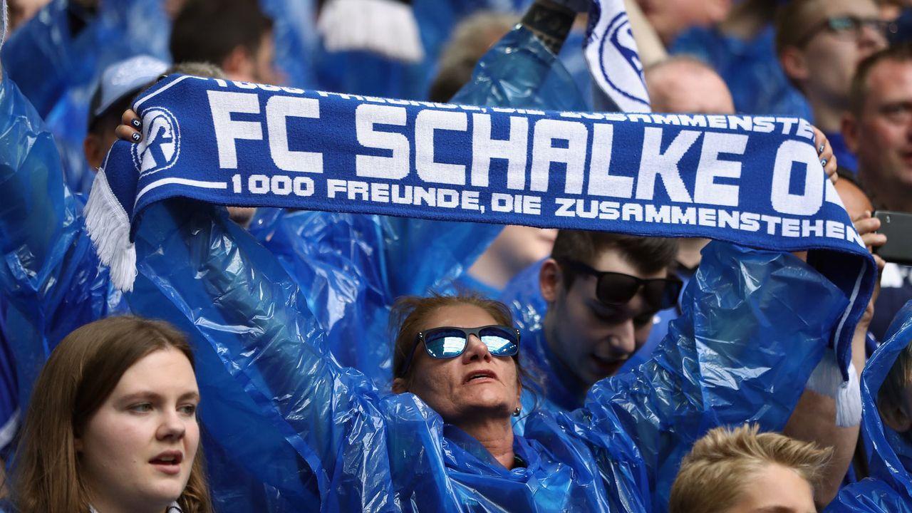 FC Schalke 04 - Bildquelle: 2018 Getty Images