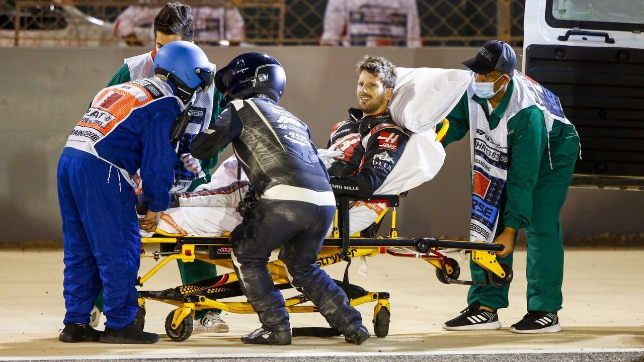 Glück im Unglück - Bildquelle: Motorsport images