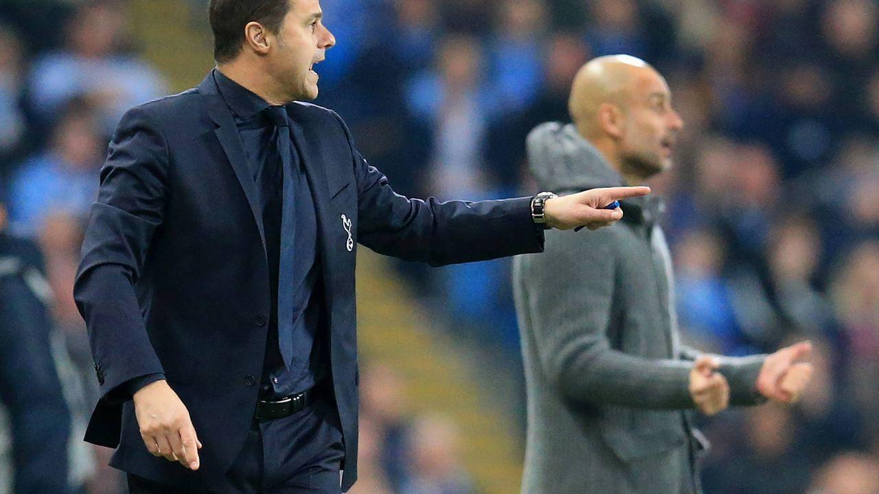 Manchester City - Tottenham Hotspur 1:2 - Bildquelle: imago images / Action Plus