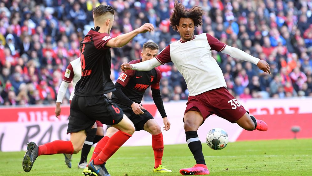 Die Bayern tun sich gegen Augsburg extrem schwer. - Bildquelle: 2020 Getty Images