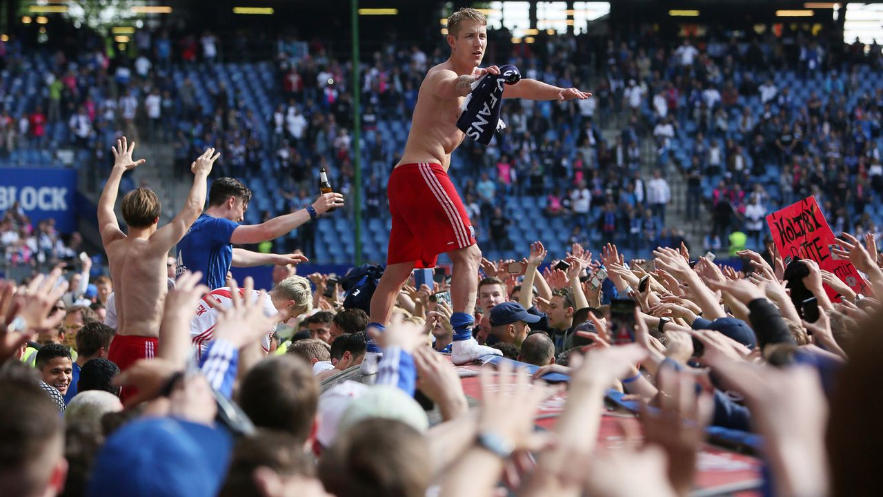 Hamburger SV (2016/17) - Bildquelle: 2017 Getty Images