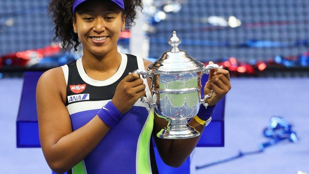 Osaka holte in New York ihren dritten Grand-Slam-Titel - Bildquelle: AFPGETTY IMAGES AFPGETTY MATTHEW STOCKMAN