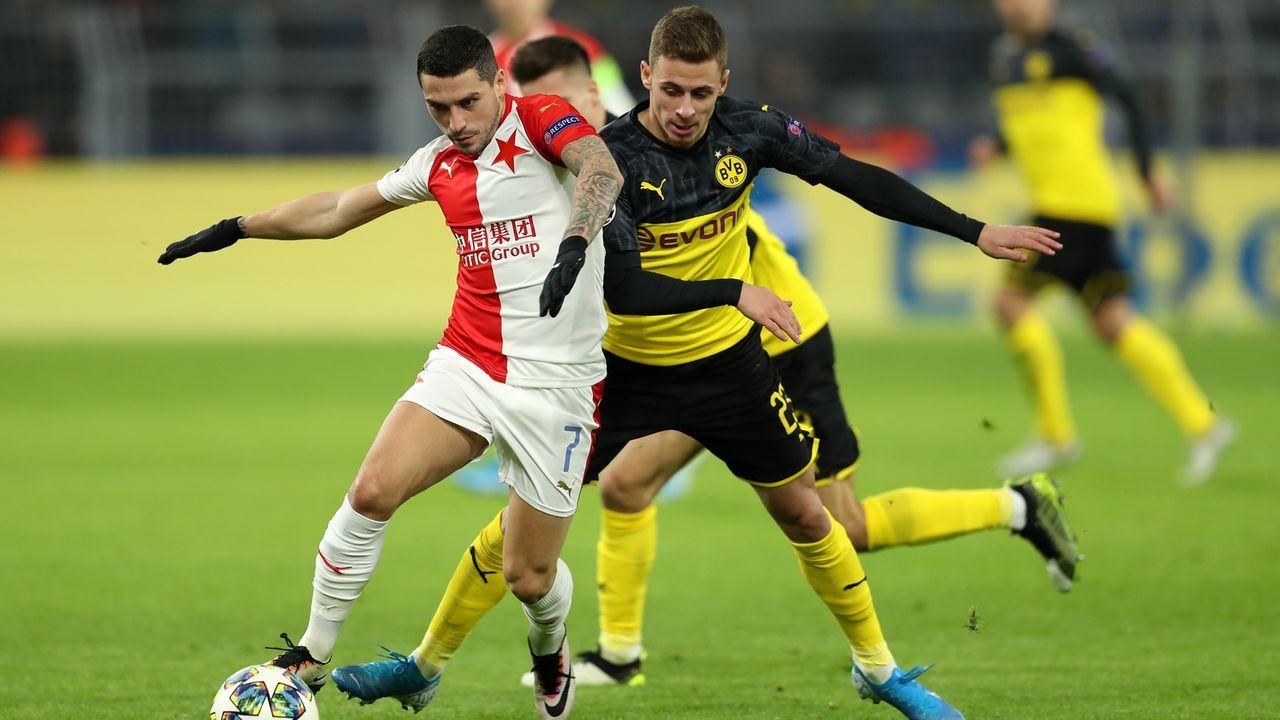 Thorgan Hazard (Borussia Dortmund) - Bildquelle: Getty Images