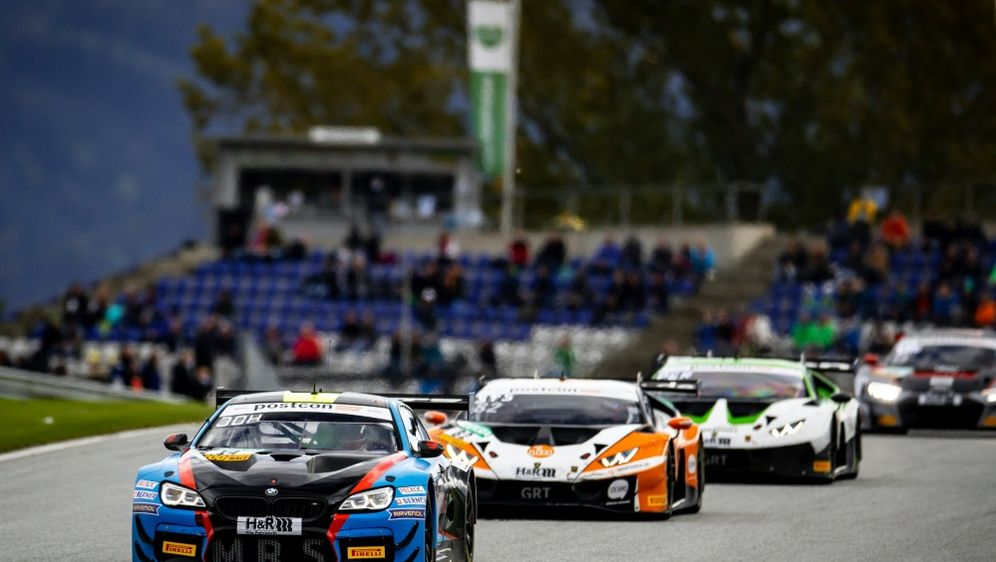 Götz und Dontje verpassen den Sieg nur knapp - Bildquelle: ADAC MotorsportADAC MotorsportADAC MotorsportGruppe C GmbH