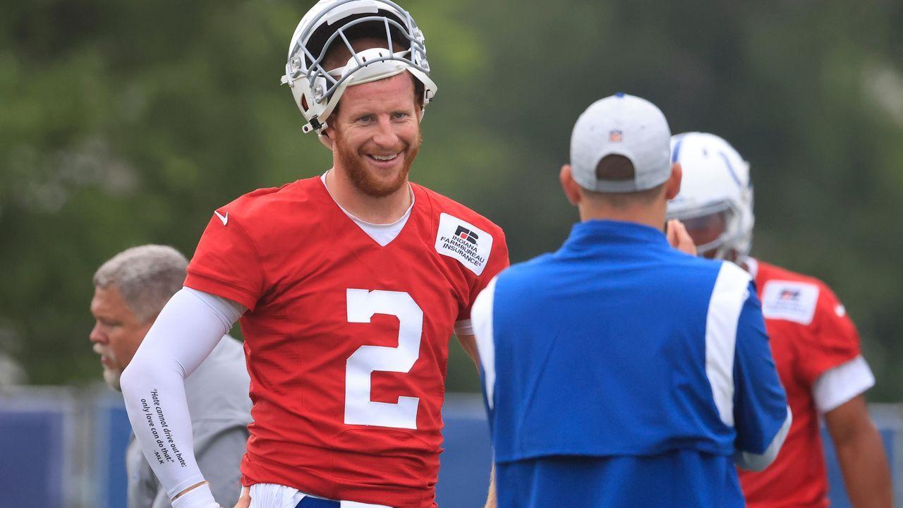 Indianapolis Colts - Bildquelle: 2021 Getty Images