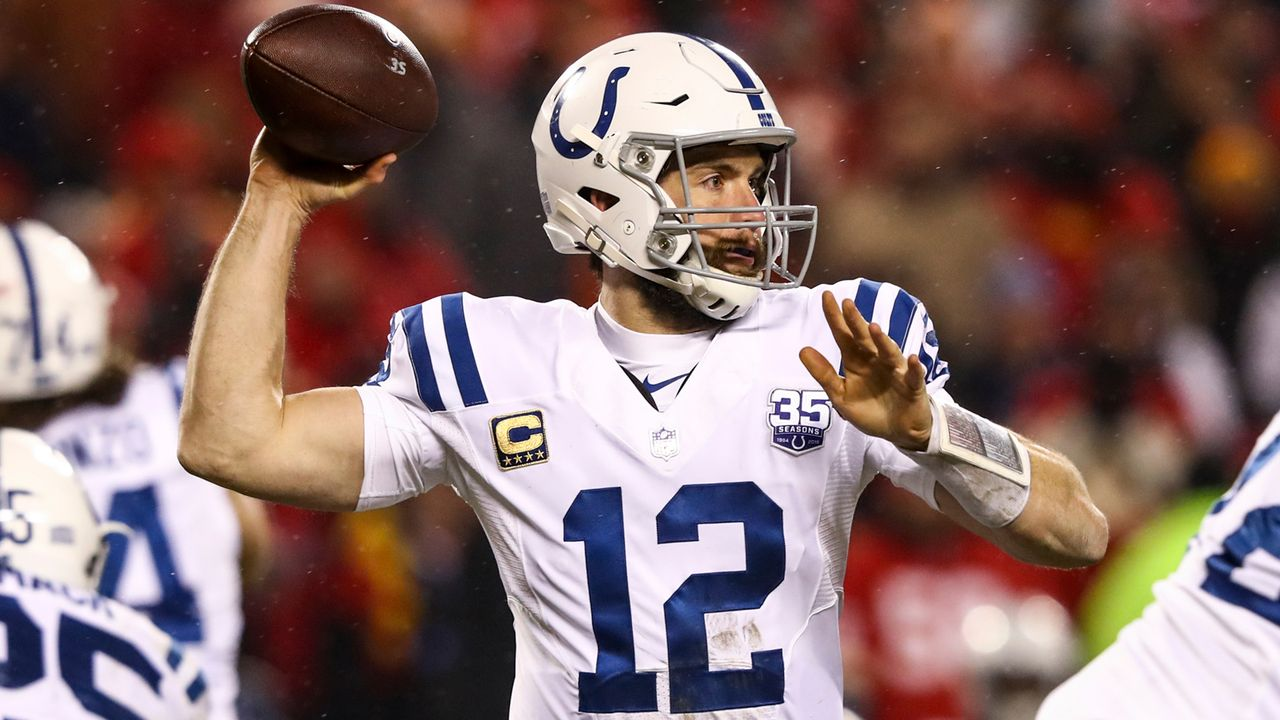 Indianapolis Colts: Andrew Luck (QB) - Bildquelle: Getty