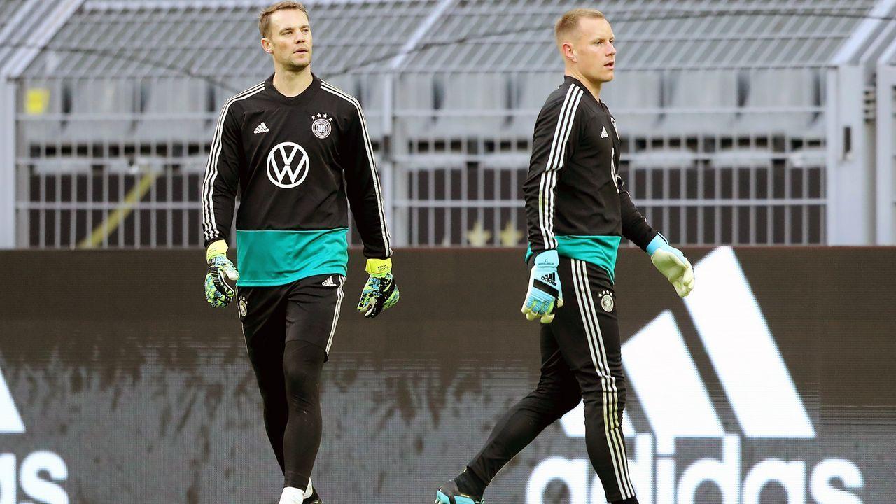 Länderspiel-Einsätze - Bildquelle: Getty Images