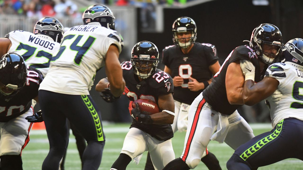 Seattle Seahawks at Atlanta Falcons - Bildquelle: imago images/Icon SMI