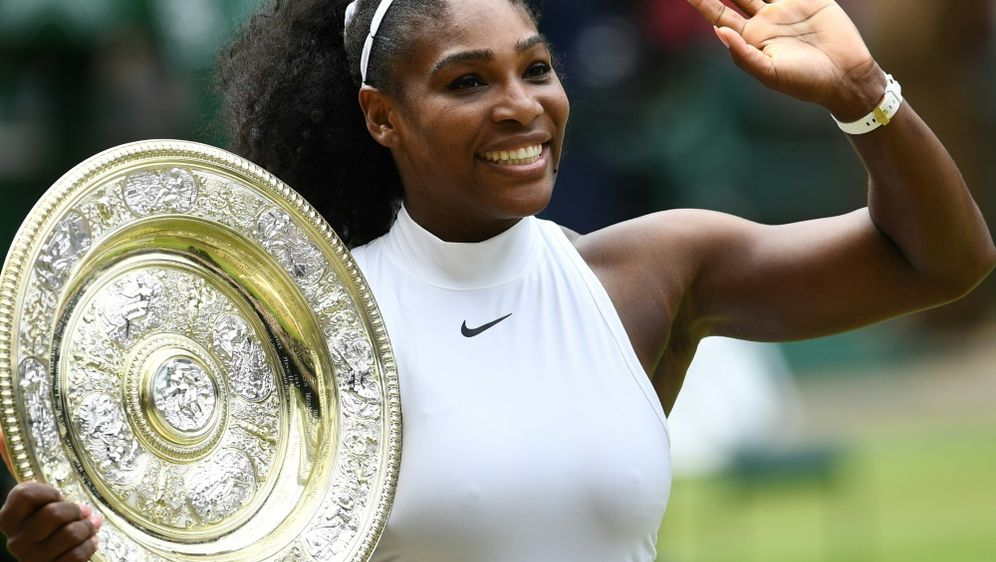 Williams gewann 2016 das Grand-Slam-Turnier in Wimbledon - Bildquelle: AFPSIDArchivGLYN KIRK
