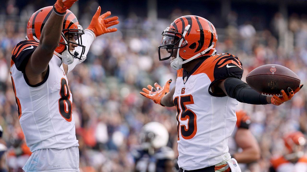 Platz 5: Cincinnati Bengals  - Bildquelle: 2018 Getty Images