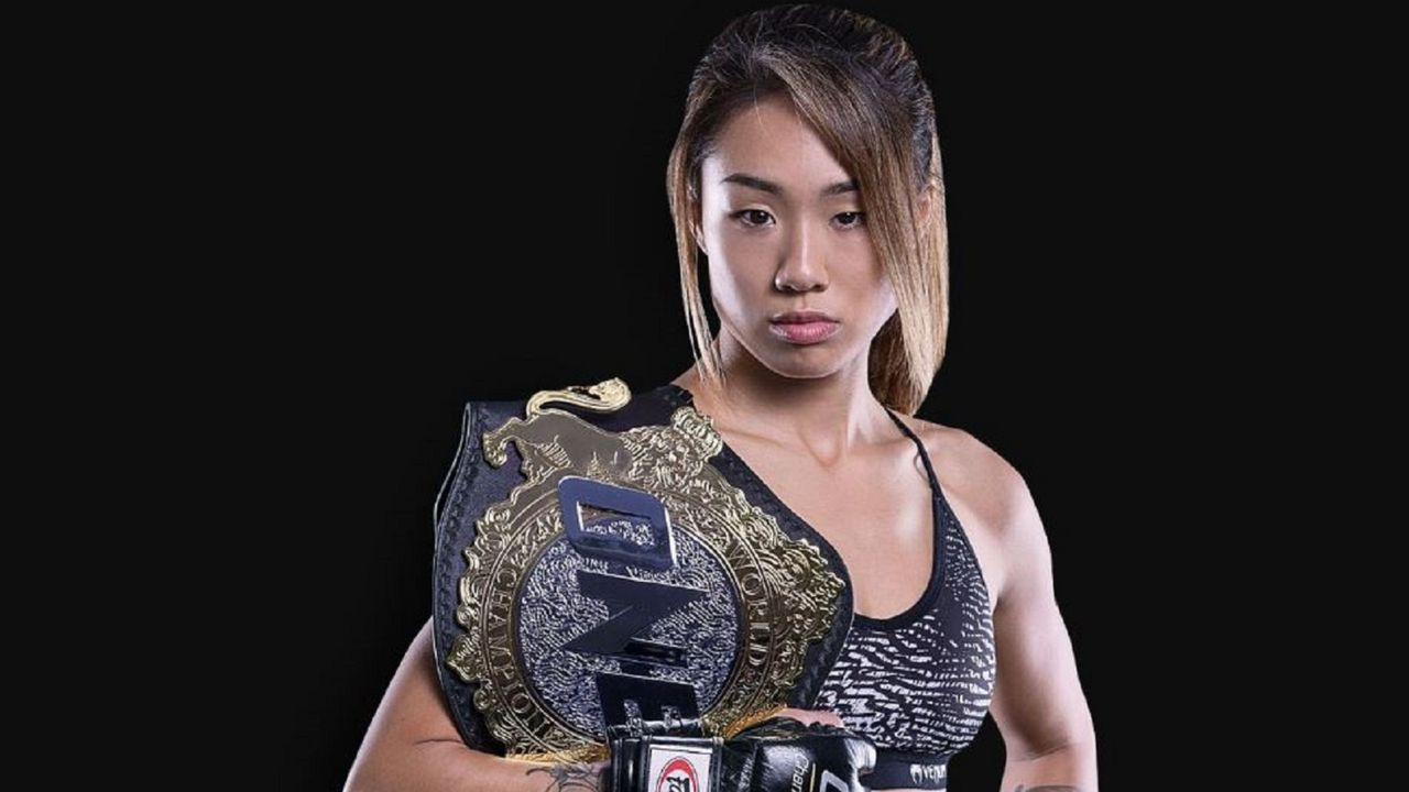 Angela Lee, Atomgewicht - Bildquelle: ONE