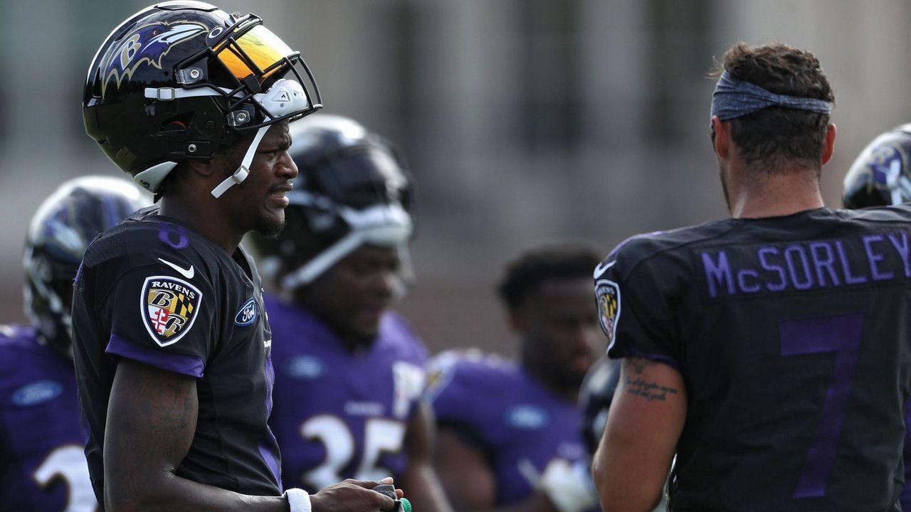 Baltimore Ravens - Bildquelle: 2020 Getty Images