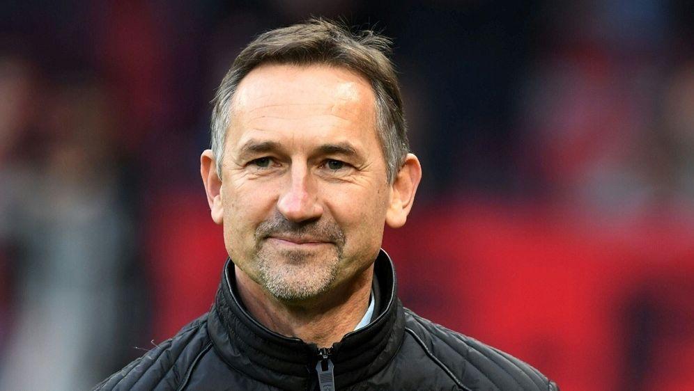 Mainz-Trainer Beierlorzer erwartet Duell auf Augenhöhe - Bildquelle: PIXATHLONPIXATHLONSID