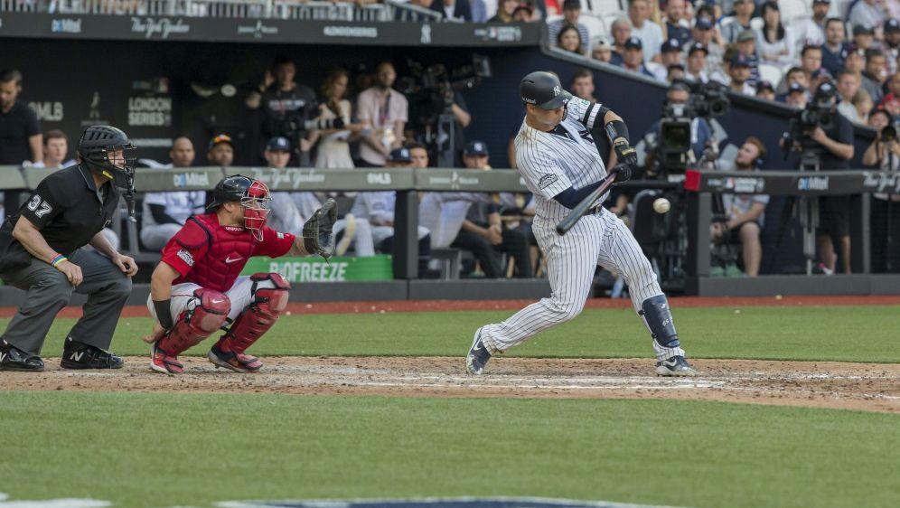 MLB sagt London-Series-Partien für diese Saison ab - Bildquelle: PIXATHLONPIXATHLONSID