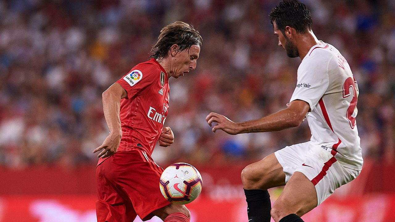 Luka Modric - Bildquelle: Getty Images