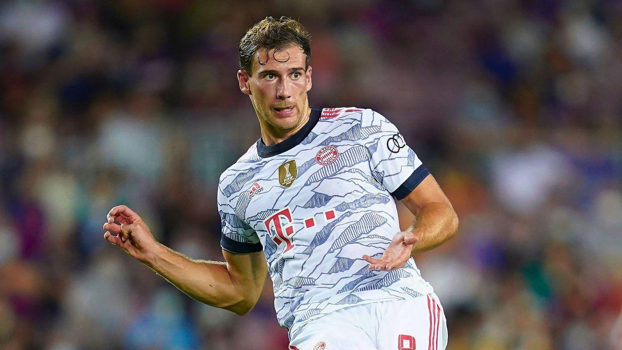 Leon Goretzka (FC Bayern München)  - Bildquelle: imago images/Shutterstock
