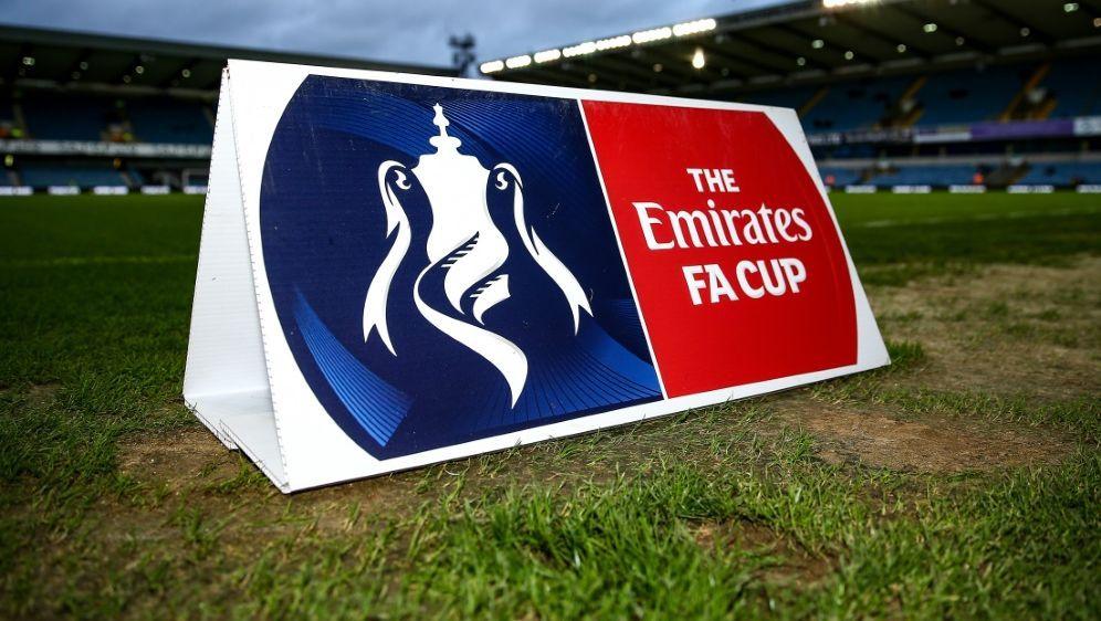 Rassismus-Vorwürfe: FA-Cup-Spiel abgebrochen - Bildquelle: PIXATHLONPIXATHLONSID