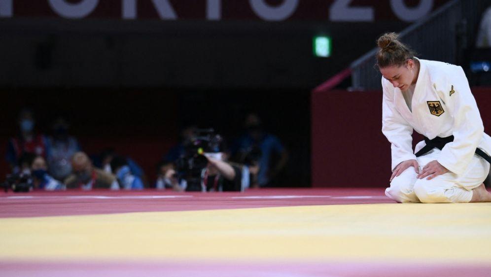 Scoccimarro verliert ihren Kampf um Bronze - Bildquelle: AFPSIDFRANCK FIFE