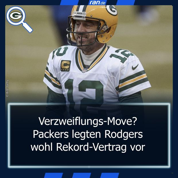 Link in Bio Packers Rodgers