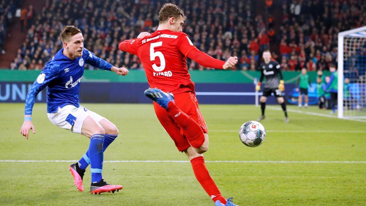 Die Dauerbrenner der Bundesliga - Bildquelle: imago images/Laci Perenyi