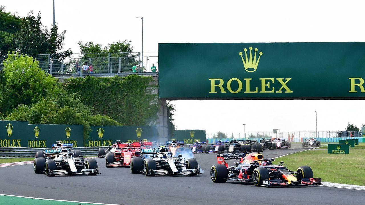 3. Rennen Budapest: Grand Prix von Ungarn - Bildquelle: imago images / eu-images
