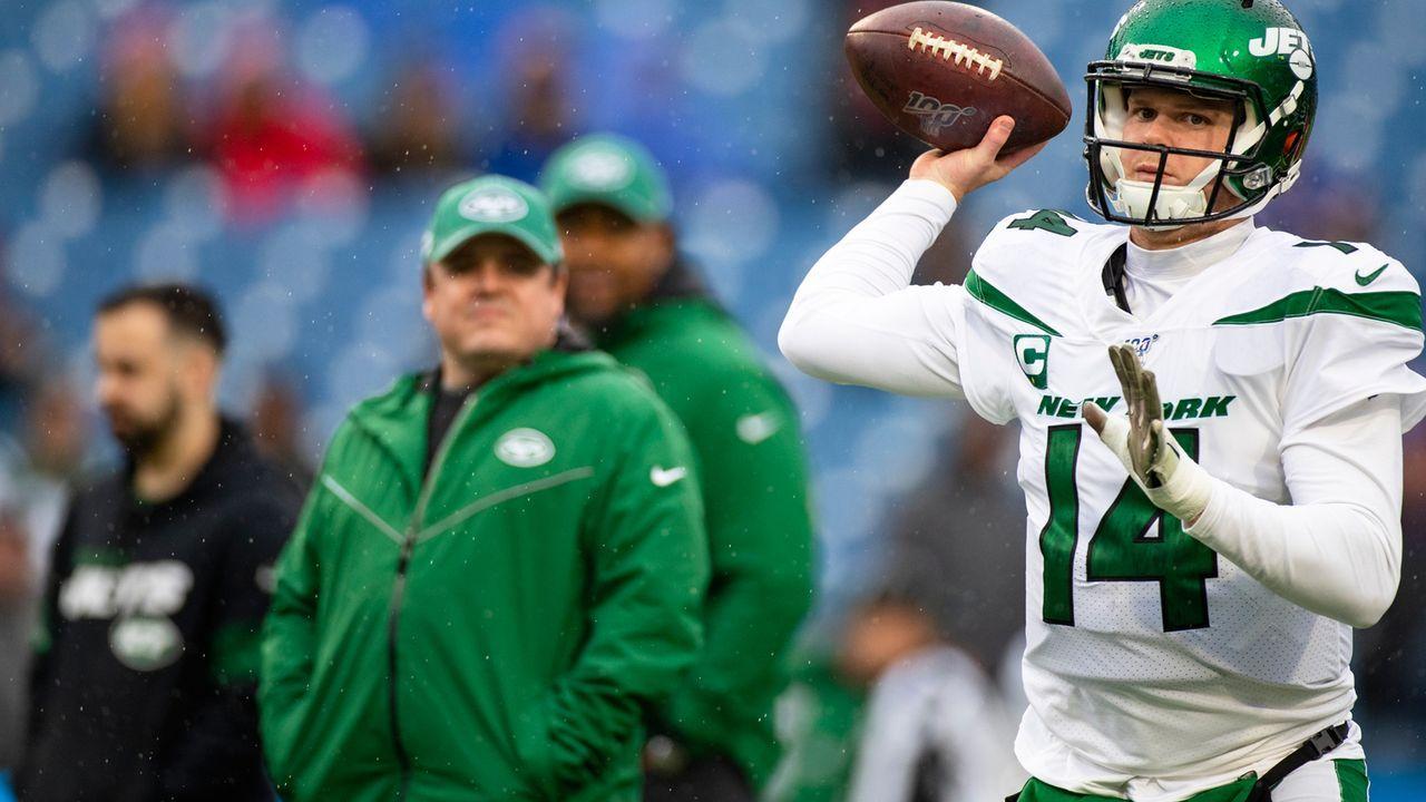 32. Platz: New York Jets - Bildquelle: 2019 Brett Carlsen