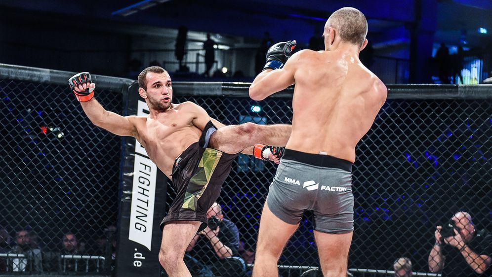 GMC-Champion Dimitar Kostov (li.) verteidigt zum ersten Mal seinen Titel - Bildquelle: GMC/Foto Seven Sport