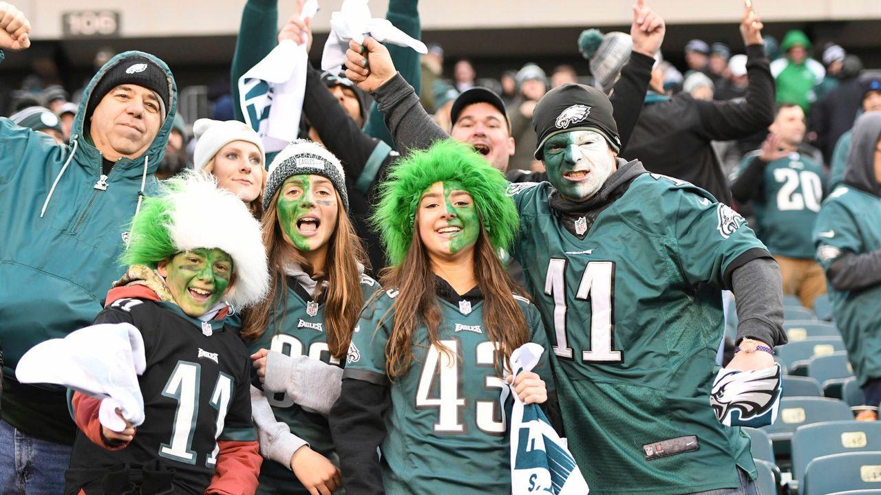 Philadelphia Eagles - Bildquelle: imago images/Icon SMI